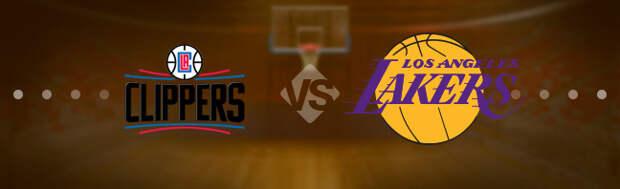 Лос-Анджелес Клипперс – Лос-Анджелес Лейкерс: Прогноз на матч 07.05.2021
