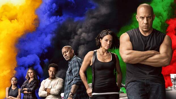 Universal Pictures выпустила женский проморолик «Форсажа 9»