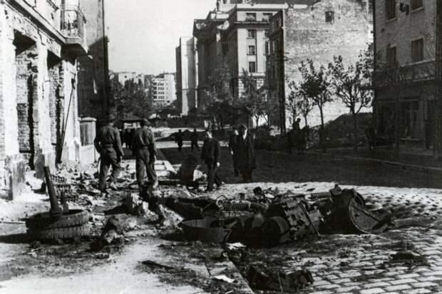 Освобождение Югославии