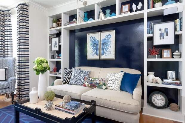 Пора на пенсию: Что поставить в гостиной вместо мебельной стенки