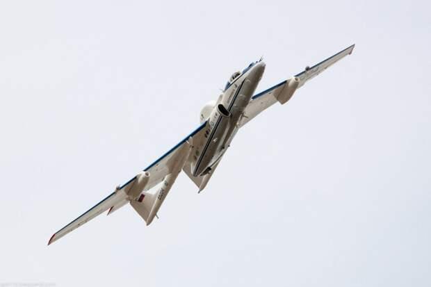 100 лет ВВС ч.34:Полет М-55 Геофизика. (История)
