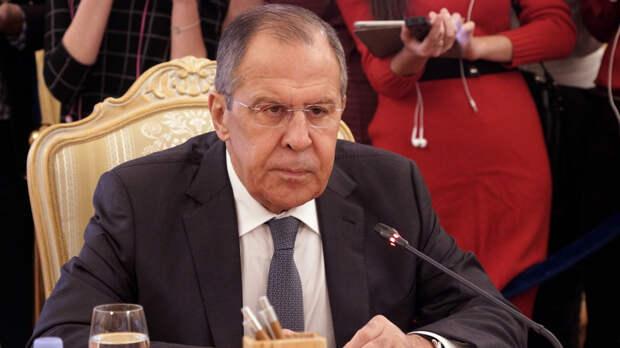 Лавров рассказал, как антироссийские заявления поставили Чехию в трудное положение