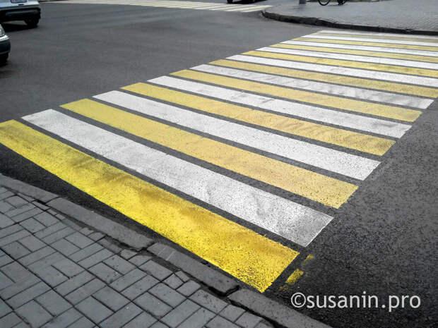 Пешеходный переход появится на улице Софьи Ковалевской в Ижевске