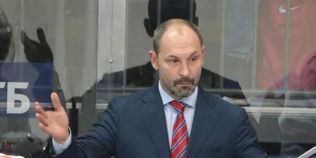 В рижском «Динамо» смена тренера