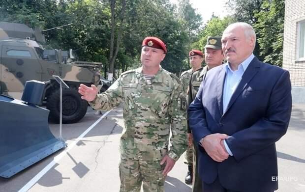 Вопросы к Москве по поводу Лукашенко