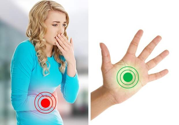 9 точек на теле, массаж которых избавит от неприятных ощущений