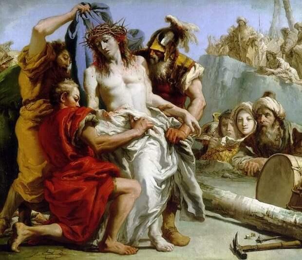 Что стало с римскими солдатами казнившими Христа?