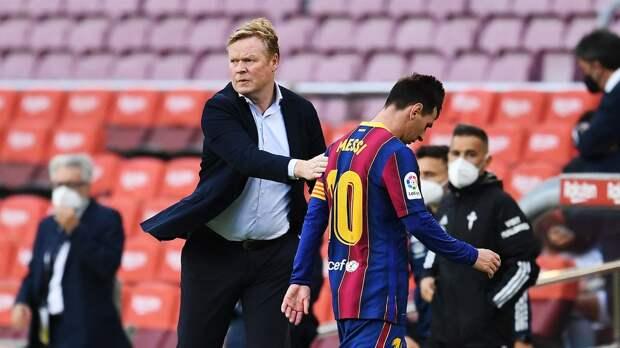 Стало известно, какую сумму компенсации получит Куман в случае досрочного расторжения контракта с «Барселоной»