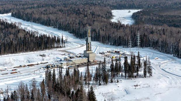 На западе кончается нефть. Россия с интересом наблюдает