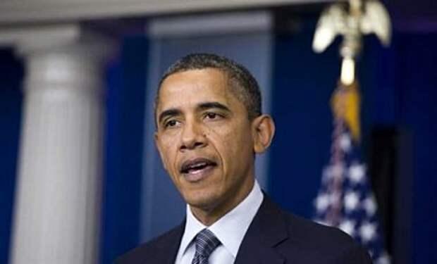 Обама обвинил Россию в военной агрессии против Украины