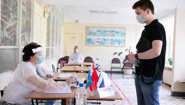 Все избирательные участки Подольска открылись в штатном режиме