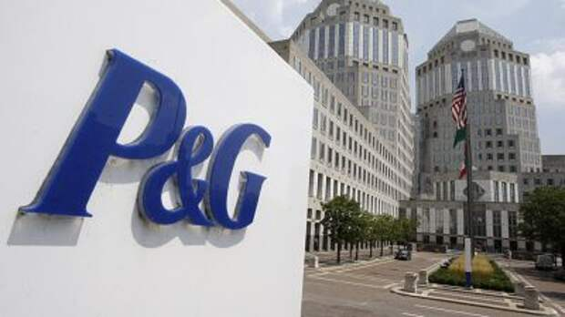 Продажи P&G продолжают расти