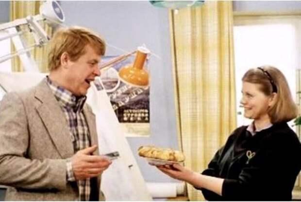 Актеры в образах Лехи Пряхина и Нади Клюевой | Фото: kino-teatr.ru