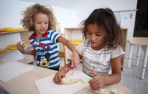 В Саларьеве появился образовательный кластер Rybakov Playschool