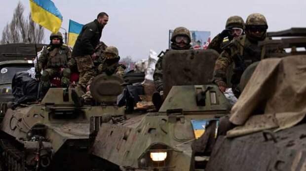 Украинский экс-разведчик Рымарук: Нас берут в полукольцо