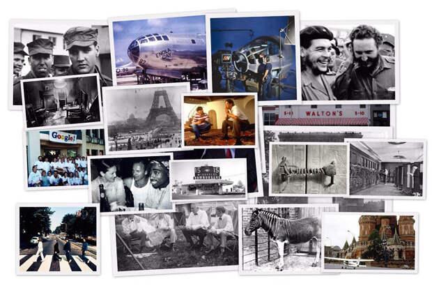 Редкие исторические кадры