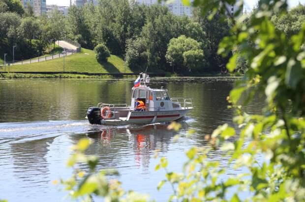 Столичные спасатели: майские выходные в САО прошли в штатном режиме