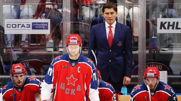 Никитин прокомментировал победу ЦСКА над СКА по втором матче финала Западной конференции