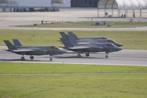 Истребители ВКС РФ впервые встретились сF-35 надБалтийским морем