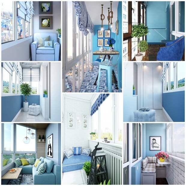 Гайд по цветам и оттенкам. Часть 2. О модных цветах и о том, как использовать их в интерьере балконов и лоджий?
