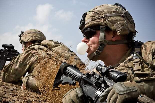 В США рассказали, сколько военных останутся в Афганистане после 11 сентября 2021 года