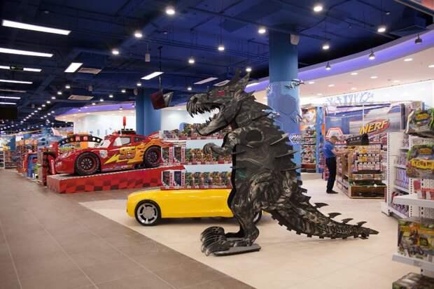 detskijmir09 Самый большой магазин игрушек в России